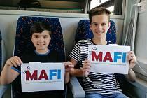 Duo MAFI v Brně.