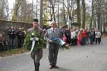 Karel Schwarzenberg přijel na osovské oslavy