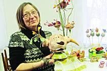 Daniela Sovová a její keramika