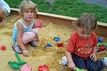 Dětské hřiště Hořovice v Panské zahradě
