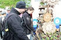 Hrnčířské a řemeslné trhy v Berouně