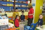 Děti se baví o prázdninách i v Berouně.