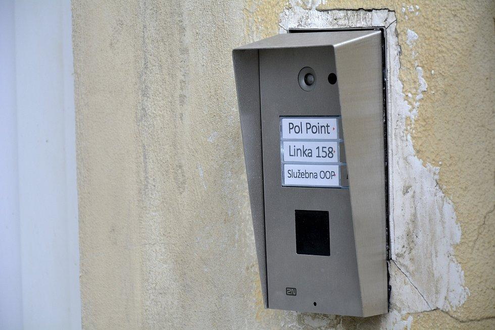 Nový Pol Point v Králově Dvoře na náměstí Míru.