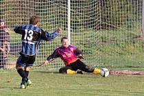 Fotbalista okresu 2012: vítěz Milan Lukavský