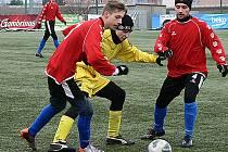 Zimní turnaj: Hořovicko B - Chyňava 10:0.