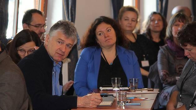 Setkání zástupců Nadačního fondu Eduzměna a škol na Kutnohorsku se uskutečnilo 15. ledna 2020 v hotelu U Kata v Kutné Hoře.