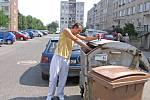 Nevyžádané biopopelnice předávají Hořovičtí okolním obcím