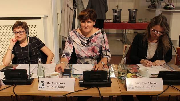 Zastupitelé Berouna na středečním zasedání projednávali a schválili rozpočet na nový rok.