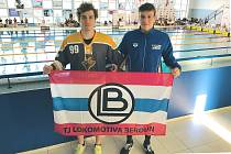 Bratři Ludvíkové skvěle reprezentují Město Beroun a TJ Lokomotivu Beroun.