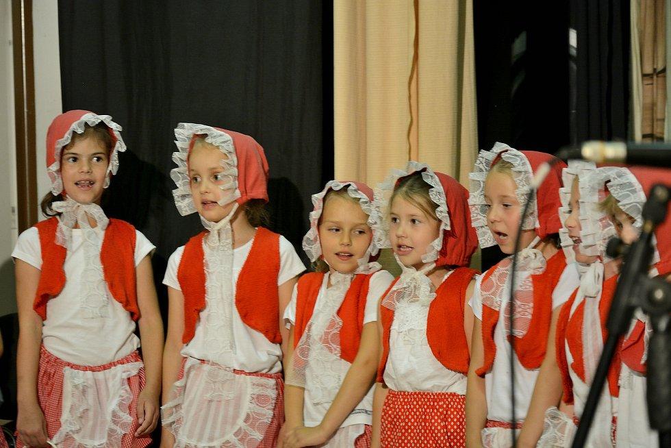 Besídka Mateřské školy Ledňáček.