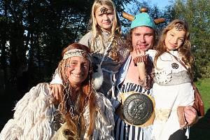 Keltské slavnosti - ilustrační foto.