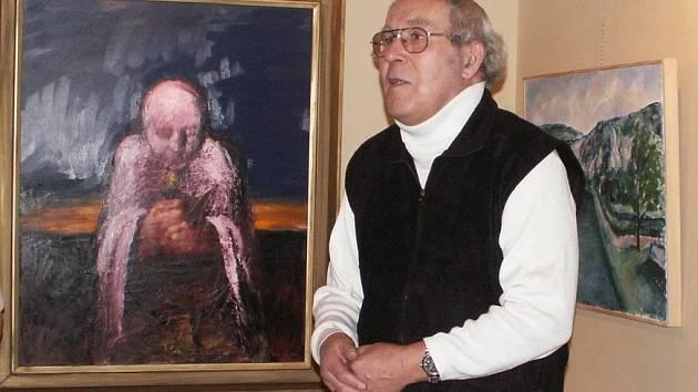 V berounské galerii vystavují středočeští umělci