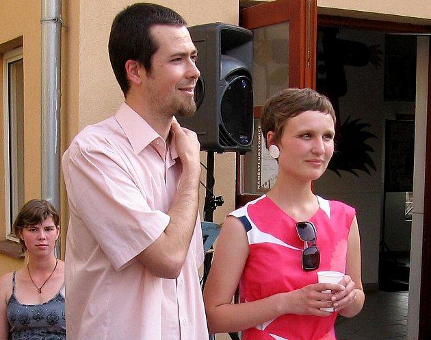 Architekti Lenka Křemenová a David  Maštálka
