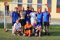 Ghana - vítěz Křešín Cup 2013