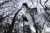 Nehoda paraglidisty.