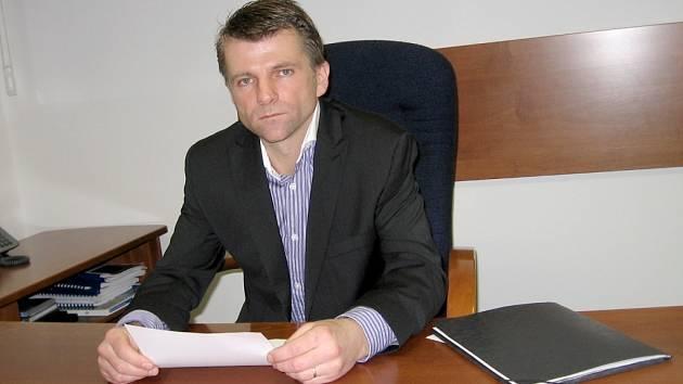 Ředitel společnosti Albixon Václav Lisý
