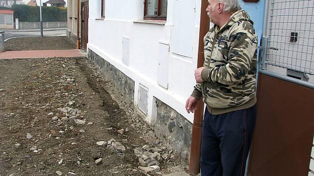 Oprava ulice Boženy Němcové nadzvedla místní občany.