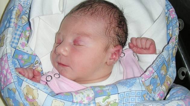 Holčička Lily spatřila prvně světlo světa v pondělí 3. června 2019 v hořovické porodnici.