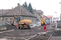 Jednou z posledních akcí Berouna v roce 2008 byla rekonstrukce ulice Boženy Němcové Nyní se opravy dočkají i další ulice na Závodí.
