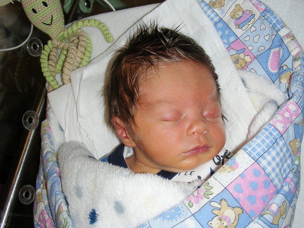 Ve čtvrtek 14. listopadu 2019 přišel na svět chlapeček Teodor Endršt.