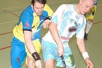 Králodvorští florbalisté prohráli v prvním utkání play-up s Českou Lípou 4:5.