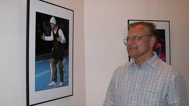 Pediatr a fotograf Vladimír Kasl se fotografiím věnuje již řadu let.