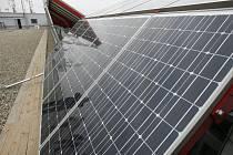 Solární elektřinu využívá i ministerstvo životního prostředí. Solární elektrárna je umístěna na střeše budovy