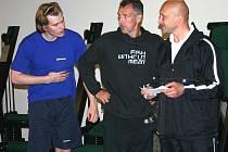 Berounským hokejistům začala suchá příprava na novou sezonu