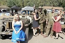 KLUB VOJENSKÉ historie Army muzeum Zdice přijal pozvání na jednu z největších kulturních akcí s vojenskou tématikou na území střední Evropy Sahara 2016.