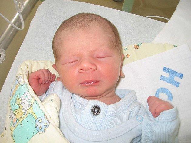 Ilona Kaňová a David Vokáčovi jsou do 12. srpna rodiči syna Davídka. Chlapeček po porodu vážil 3,14 kilogramů a měřil 50 centimetrů. Všichni žijí společně v Berouně.