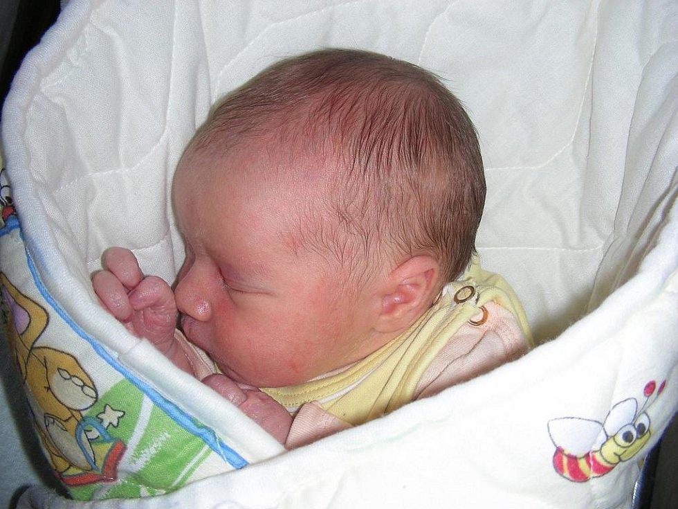 Alžbětu Šámalovou přivedla na svět maminka Jana 4. září a tatínek si nenechal narození prvorozené dcerky ujít. Bětušce sestřičky v porodnici navážily 3,42 kg a naměřily 49 cm. Domov má novopečená rodinka v Berouně.