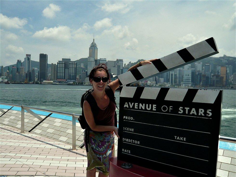 Z šestitýdenního pobytu novinářky a cestovatelky Kateřiny Stibalové v Číně.
