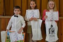 Žáci Základní umělecké školy Josefa Slavíka Hořovice zahájili tradiční soutěžní umělecký maraton.