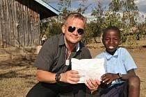 Jiří Pergl v Keni