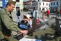 Ve fotografiích: Den s Deníkem 2008