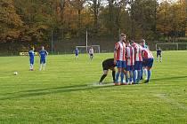Fotbalová divize, skupina A: FK Hořovicko - Český lev-Union Beroun 1:2 pk.