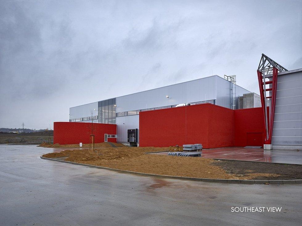 Stavba roku 2020 - nominace - Nepřevázka, skladová hala