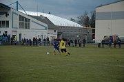 První jarní domácí utkání se domácím povedlo.
