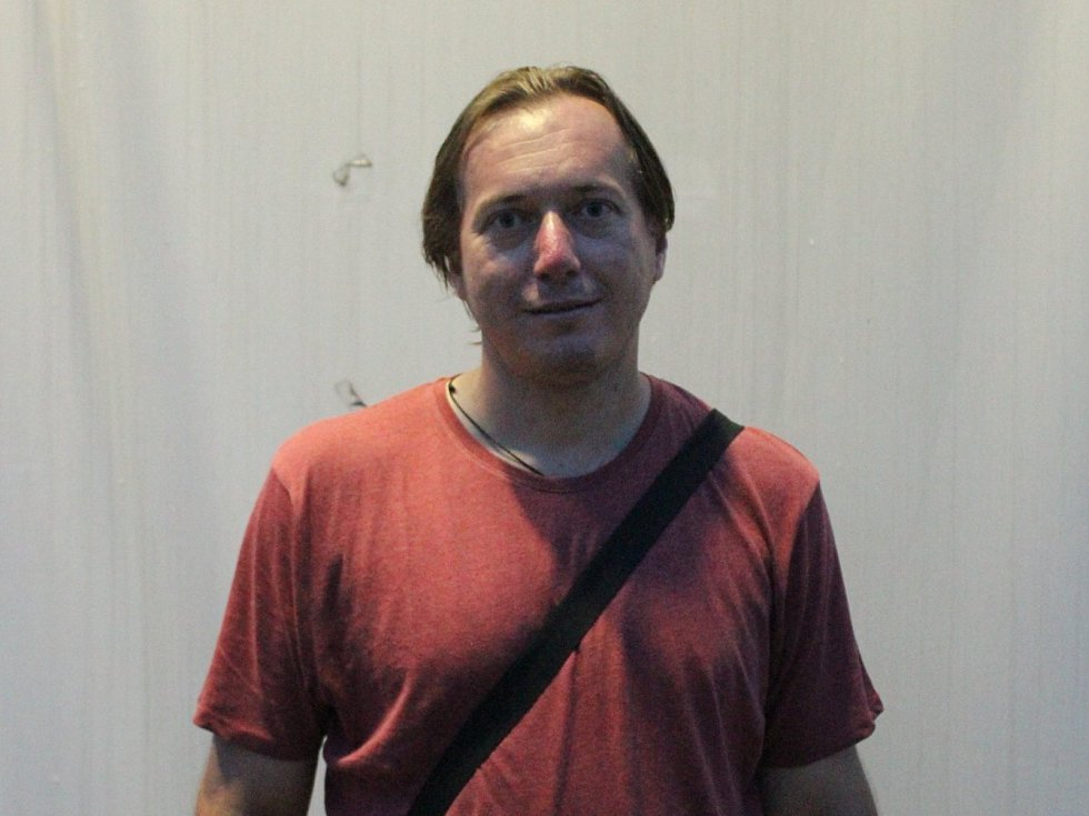 Místostarosta Králova Dvora Josef Antoniv.