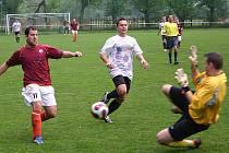 Krajský pohár: Loděnice - Spartak Příbram 1:2