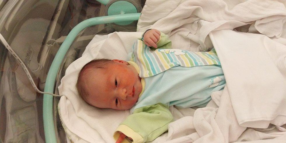 Tobias Mizler přišel na svět 10. května 2021 v 9. 27 hodin v čáslavské porodnici. Pyšnil se porodními mírami 3450 gramů a 50 centimetrů. Doma v Žehušicích ho přivítali maminka Klára a tatínek Petr.