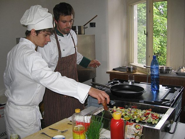 Všeradice zvou na kuchařskou soutěž