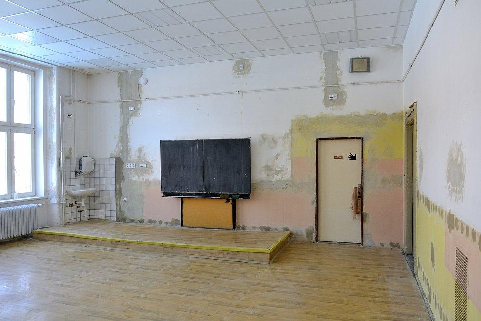 Rekonstrukce třídy