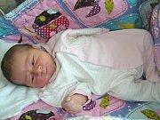 ANNA Bláhová se rozhodla přijít na svět 19. května 2017, vážila 3,60 kg a měřila rovných 50 cm. Rodiče si svoji prvorozenou dcerku Andulku odvezli z hořovické porodnice U Sluneční brány domů do Klecan.