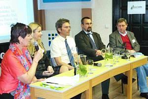 Tisková konference k Berounské výzvě 2013