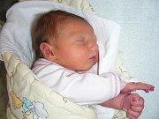 Radka Jocovová, první děťátko rodičů Michaely Švábkové a Jaroslava Jocova z Mníšku pod Brdy se narodila 18. října. Radce sestřičky na porodním sále navážily 3,02 kg a naměřily 46 cm.