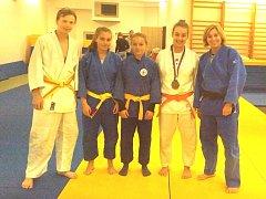 Nejlepšího výsledku dosáhla bronzová Lucie Humlová.