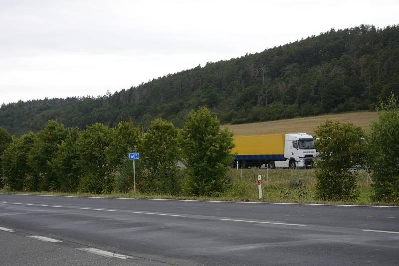 Konec tranzitních kamionů ve Zdicích, Cerhovicích a na Žebráku.