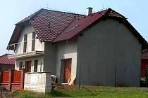 Podle policie se na Berounsku vykrádají nejčastěji rozestavěné domy v lokalitě Králova Dvora směrem na Levín.