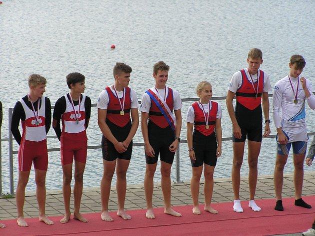 Mistrovství České republiky ve veslování